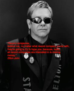 Elton John Quote artiest