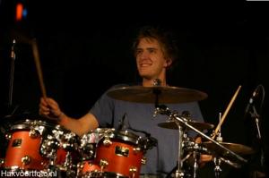 Christian Oskam drummer