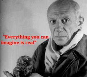 Pablo Picasso kunstenaar