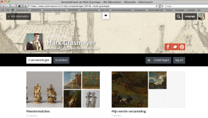 Mark Grasmayer collectie Rijksmuseum